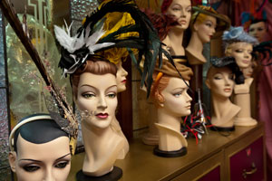Part of the Mannequin head collection